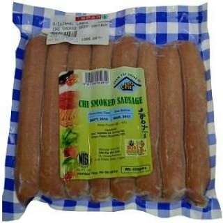 Chicken sausage -Chi Farms