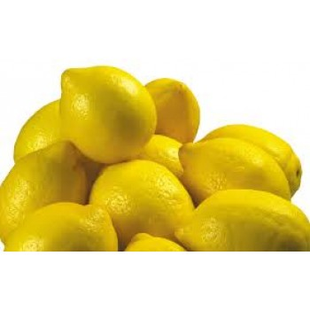 Lemon Fruit x 3pcs (Yellow)