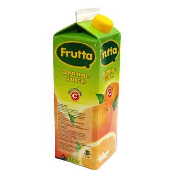 Frutta Orange Juice (1ltr X 10)