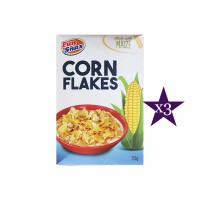 Corn Flakes --Fun Snax (500g + 100g x 3)