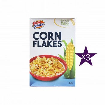 Corn Flakes --Fun Snax (350g x 3)