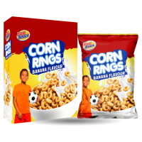 CORN RINGS - Banana (40g x 36sachets) carton