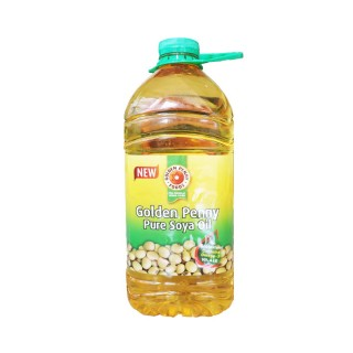 Golden Penny Pure Soya Oil (4ltrs)