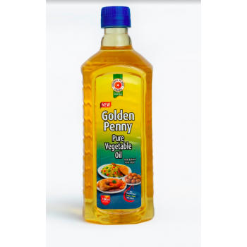 Golden Penny Pure Vegetable Oil (750ml)