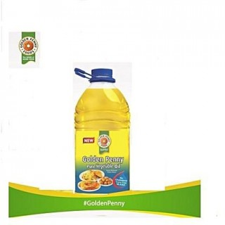 Golden Penny Pure Vegetable Oil (2.75ltrs x 6)carton