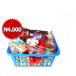 Christmas hamper (Economy size)