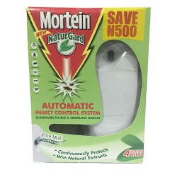 Mortein New NuturGard Automatic Insect Control System