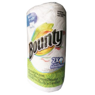 Bounty Absorbent Tissue