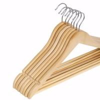Hangers - Wooden (x10)