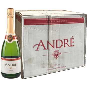 Andre Brut Alcoholic Wine (750ml x12)carton