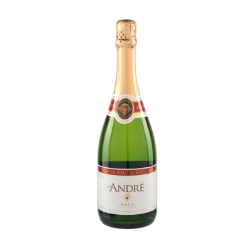Andre Brut Alcoholic Wine 750ml