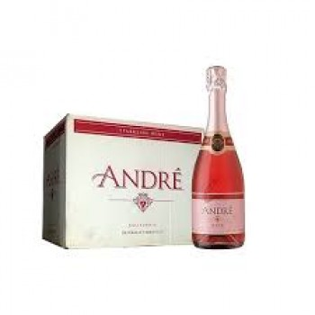 Andre Rose Alcoholic Wine (750ml x 12)