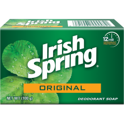 Irish Spring Soap Original (100g x 3 Bars Bundles)