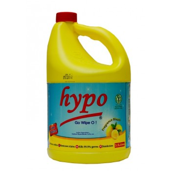 Hypo Bleach Lime (3.5Ltrs)