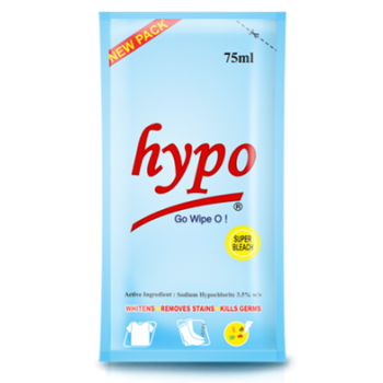 Hypo Bleach (75ml x 10)