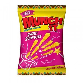 MUNCH IT - Sweet Surprise (22g x 10 sachets)