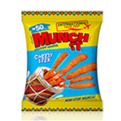 MUNCH IT - CHEESY STIX (22g x 10)