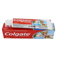 Colgate 2-5years Bubble Fruit Toothpaste (50ml x 12)