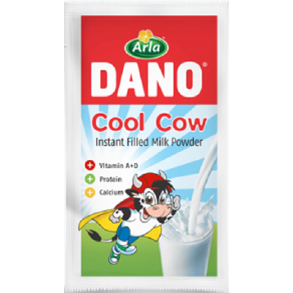 DANO - Full Cream Milk (16g x 10sachets)