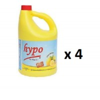 Hypo Bleach Lime (3.5Ltr x 4) carton