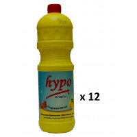 Hypo Bleach Lime (1Ltr x12) carton