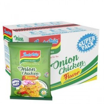 WHOLESALE Indomie SuperPack Onion Chicken (120g x 40) WHS