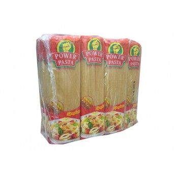 Power Pasta  Spaghetti - Regular (475g x 10)Half carton