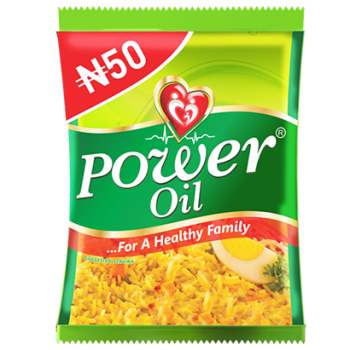 Power Oil Sachet (65ml x 96) carton