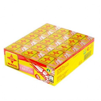 Maggi Crayfish Tablet  (24pcks x 60pcs x10g)Carton