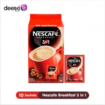 Nescafe breakfast 3 in 1 (32g x 10)