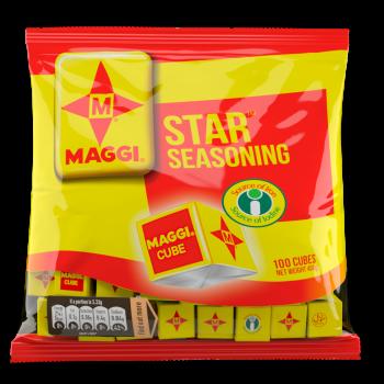 WHOLESALE Maggi Star (100 Cubes x 21packs)carton WHS