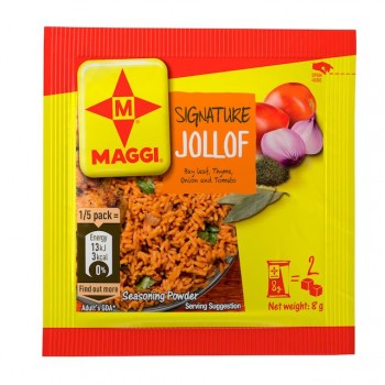Maggi Signature JOLLOF (30pcs x 10 x 8g) carton