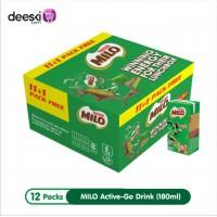 Milo Ready To Drink - MILO RTD (180ml x 12)carton