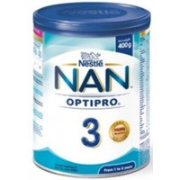 Nan 3 OPTIPRO (1-3years) 400g