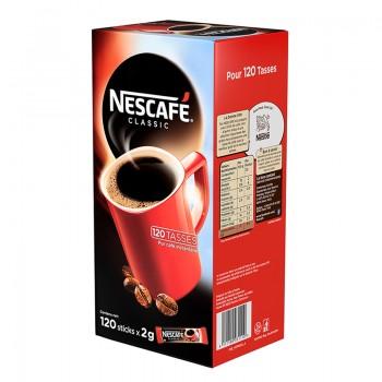 Nescafe breakfast Classic (2g x10pcs x12rolls)120pcs