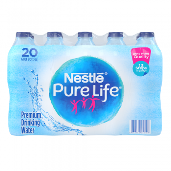Nestlé Pure Life Regular 60cl x 20