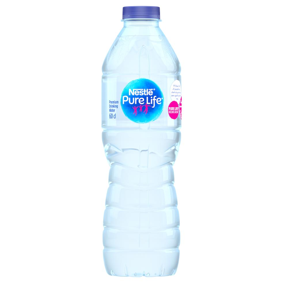 Nestlé Pure Life Regular 60cl x 20