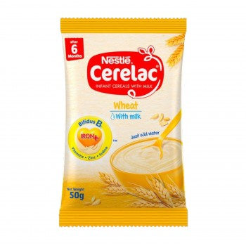 Cerelac Wheat with Milk (20 x 50g)