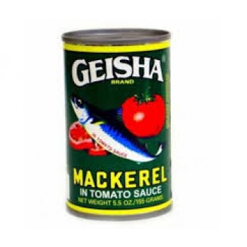 Geisha Mackerel 93g x12
