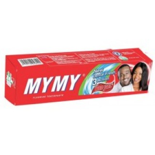 My My Toothpaste Red Gel (40g x 6)