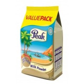 Peak Powdered Milk 850g Pouch