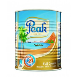 Peak Powdered Milk Tin (380g x 3)