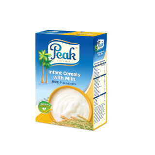 Peak Infant Cereals (Rice) 250g x 6 (carton)
