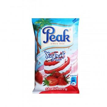Peak Yoghurt Strawberry (100ml x 24)carton