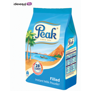 Peak Filled Milk Pouch (350g x 12)