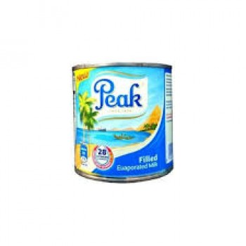 Peak Filled Evaporated Milk Tin (160g x 12)