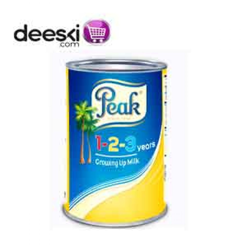Peak 123 Growing Up Milk  tin 16g