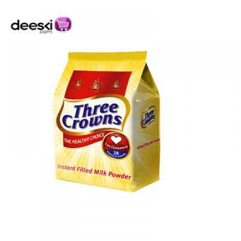 Three Crowns Powdered Milk pouch (350g x12)carton