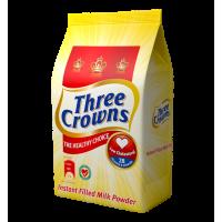 Three Crowns Powdered Milk pouch (350g x 6)half carton