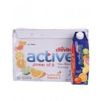 Chivita Active Power of 6 Fruit Juice 1 liter x 12 (carton)